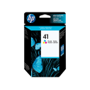 HP 41 Tri-color Inkjet Print Cartridge