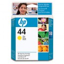 HP 44 Yellow Inkjet Print Cartridge